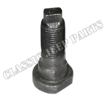 Brake shoe anchor pin bolt