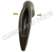 Handbrake handle with rivets WILLYS MB and CJ models