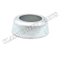 Spring shackle grease seal reatainer
