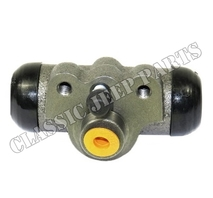 "Rear wheel brake cylinder 3/4"" 1952-71 CJ3B CJ5 CJ6 and M38A1  with 9"" brakes"