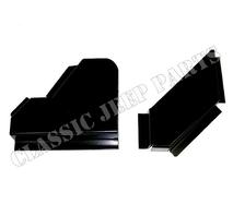 Top bow storage  bracket driver side pair CJ2A