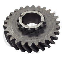 "Gear output shaft 1 1/8"" (28,57 mm) D18"