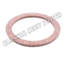Fuel pump bowl gasket