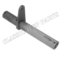 Clutch pedal shaft MB/GPW/CJ2A/3A/3B/5/6 up to 1966 F-script