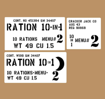 Field Ration 10 in 1