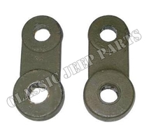 Torque spring shackle kit outer and inner