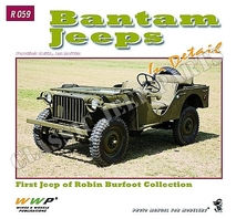 Bantam Jeeps In Detail 48 sidor