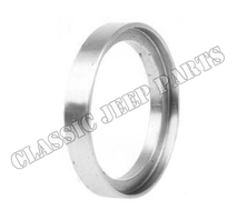 """Spacer oil seal main shaft T84 only transmissons with """"H"""" near the oil filler plug"""
