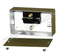 Radio terminal box assy