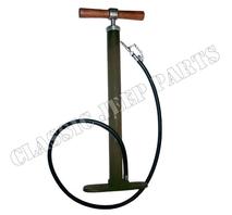 Hand tire pump