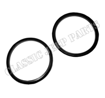 Tail light rubber grommet  early WILLYS MB pair