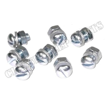 Screws washers nuts 4 reflex reflectors