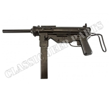 "M3 ""Grease Gun"" American machine gun"