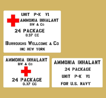Ammonia Inhalant US Navy