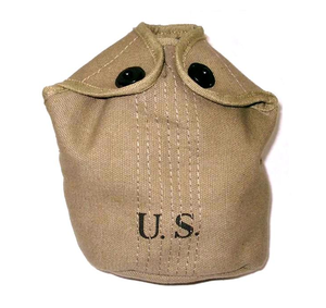 Canvas cover canteen bottle M1910