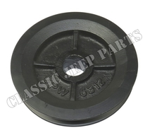 Pulley crankshaft 1 groove cast FORD GPW GPW-script