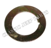 Lockwasher wheel bearing nut