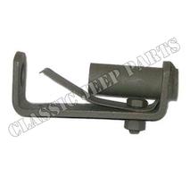 Emergency brake ratchet tube bracket