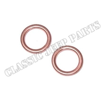Valve cover screw gasket 2 pcs