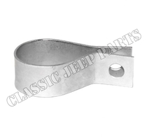Oil filler tube clamp