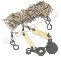 Antenna tie down rope kit NOS