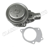 Water pump and gasket without heater fittings FORD GPW F-script