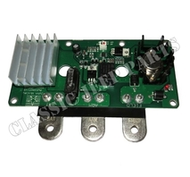 Electronic kit for voltage regulator 6 and 12 volt