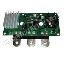 Elektroniskt kit för laddningsregulator 6 och12 volt