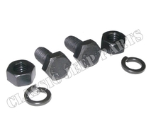 "Kit with 2 bolts washers and nuts 5/16""-5/8"" UNC WILLYS MB EC-script"
