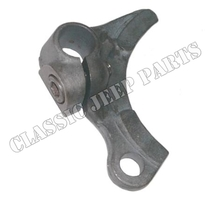 Shift fork high and intermediate with locking screw adjustable T84