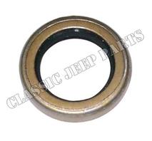 Oil seal steering box