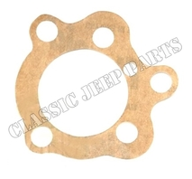 Oil pump cover gasket chain drive engine