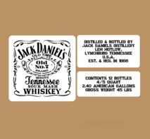 JACK DANIELS Bourbon