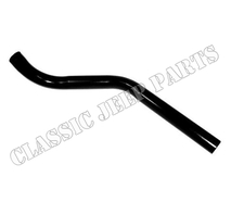 Exhaust pipe rear CJ2A/3A/3B/5/6