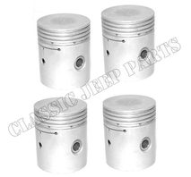Piston and pin set standard size
