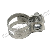 Hose clamp ventilator crossover tube A3½