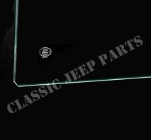Glas vindruta par FORD GPW FORD-märkt
