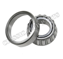 Wheel roller bearing  cup and cone Dana 41/44