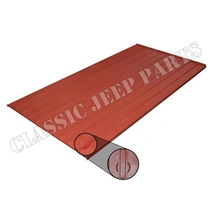 Body panel floor WILLYS MBT BANTAM T3