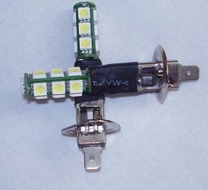 H1 9-32 volt 13 SMD Super Bright