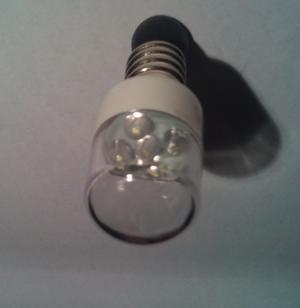 Diodpäronlampa E14 Kallvit (5000K)