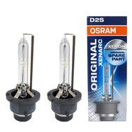 Osram D2S 4300k Orginal 2-pack