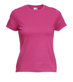 Lady-fit T-shirt, rabattpris