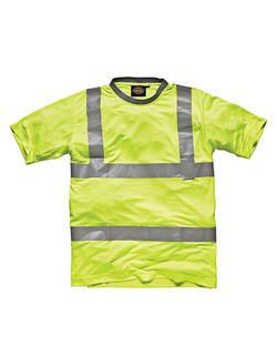 Arbets säkerhet T-shirt Class2
