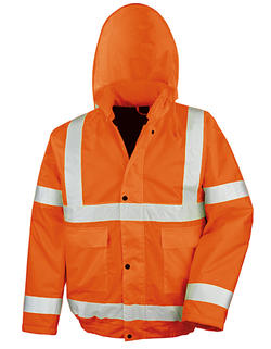 High Viz Winter Blouson