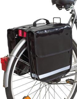 Cykelväska med reflexer
