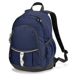 Backpacker med pennfack