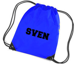Ryggsäck + Gympapåse Set