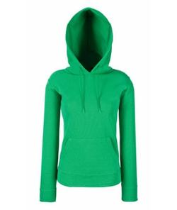 Lady Fit Hooded Sweat-Mängdrabatt