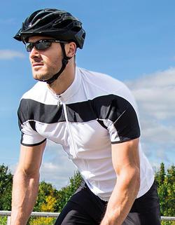Hi Vis Herr Cykel top